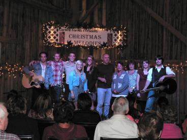 Gallery: Christmas Melodies | August 19, 2012